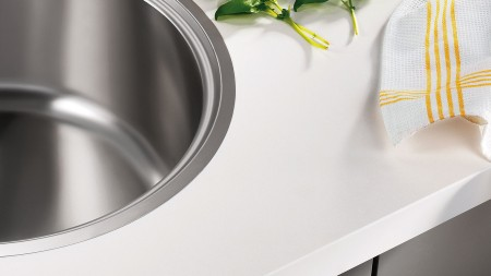 BLANCO stainless steel