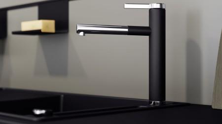 Mixer tap BLANCO LINEE-S