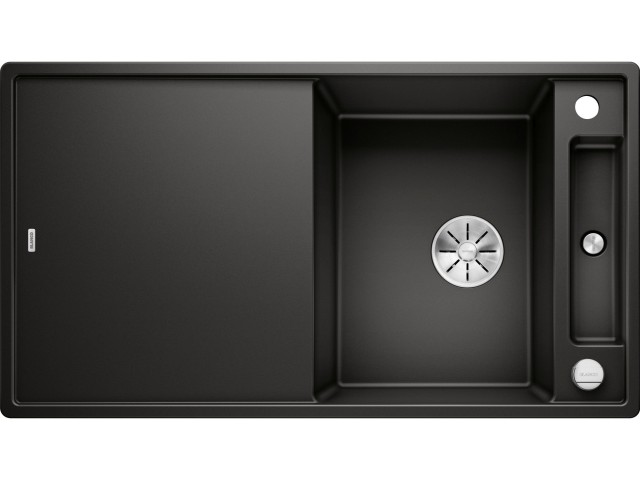 BLANCO AXIA III 5 S in SILGRANIT® PuraDur® black
