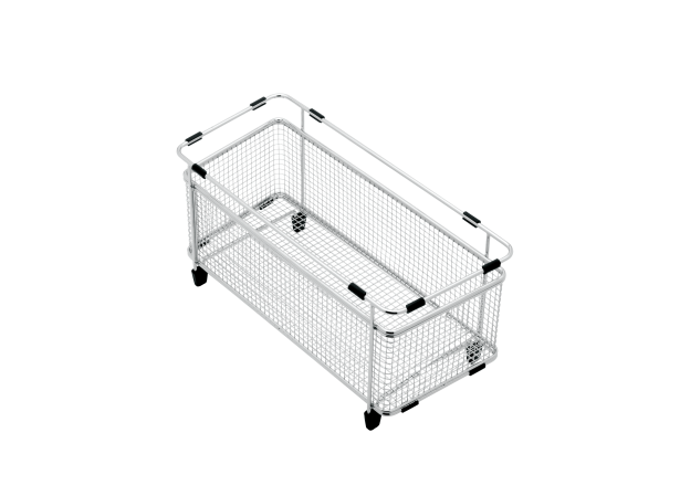 Mesh Basket, Stainless Steel, Item no. 406461