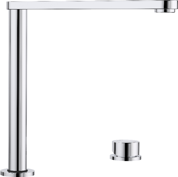 ELOSCOPE window-facing mixer tap