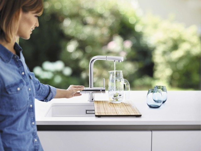 BLANCO FONTAS filter mixer tap