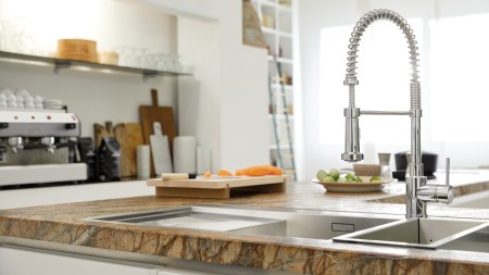 Choose the optimal kitchen mixer tap from BLANCO for your kitchen