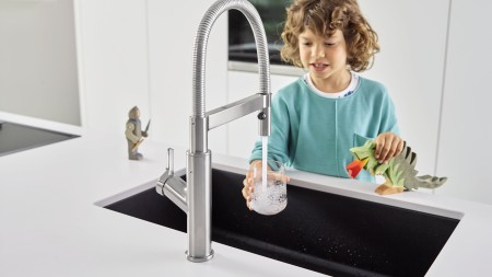 How to choose your faucet - Take into consideration the faucet's features