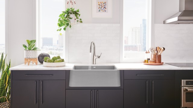 RIVANA KITCHEN FAUCET AND IKON FARMHOSUE KITCHEN SINK - TERMS AND DISCLAIMERS