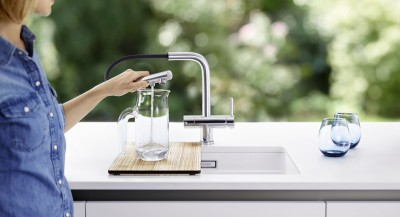 Filter taps by BLANCO
