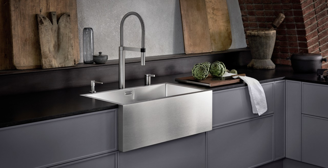 BLANCO CRONOS – a new take on the farmhouse-style sink