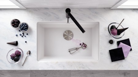 BLANCO Capflow - Sink Drain Cover
