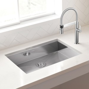 BLANCO Wheelchair Accessible Sinks - Shallow Bowl Depth