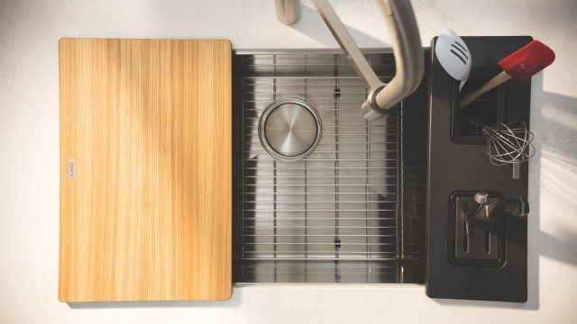 Quatrus Gourmet Series - BLANCO Cutting Board and Workstations