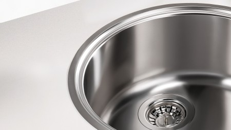 BLANCO RONDO stainless steel sink