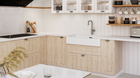 BLANCO is making a contemporary kitchen design statement in the form of the new Vintera XL 9.