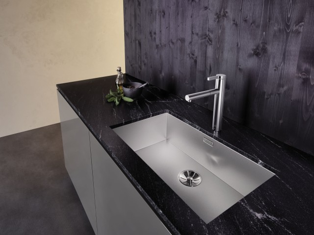 Zerox sink with a Durinox surface