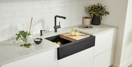 SILGRANIT Sinks - High quality granite composite kitchen sinks