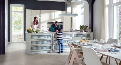 10 BEST KITCHEN DESIGN IDEAS FOR BUSY FAMILIES