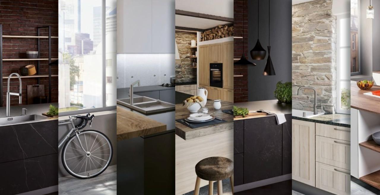 armaturen und sp len f r ihre k che blanco. Black Bedroom Furniture Sets. Home Design Ideas