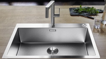 With the easy-care InFino drain system