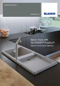 Beton-Style by BLANCO